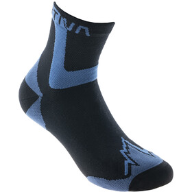 La Sportiva Ultra Running Socks, black/neptune